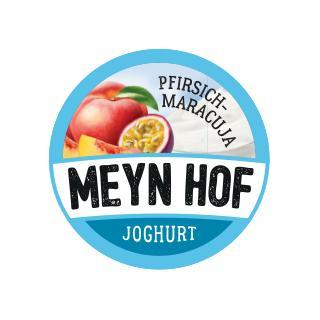 Joghurt-Pfirsich-Maracuja