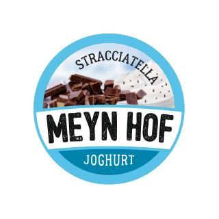 Joghurt-Stracciatella