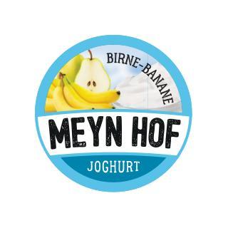 Joghurt-Birne-Banane