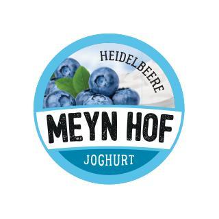 Joghurt-Heidelbeere